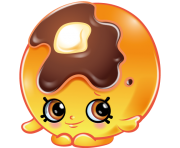 Pancake jake art official shopkins clipart free image