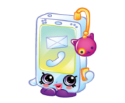 Smarty phone art 2 shopkins clipart free image