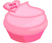 pink cupcake clipart for valentine s day cupcake clipart JGjIsB clipart