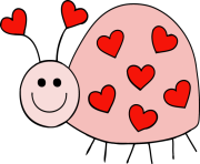 Clip art of love free clipart images