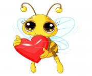 love clipart love bee130107