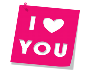 love clipart pink love you clipart picture 0