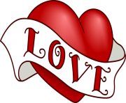 Love clip art free free clipart images