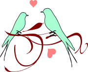 love birds clipart yiob6d5iE