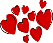 Hearts heart clip art microsoft free clipart images