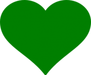 Hearts green heart clip art at clker vector clip art