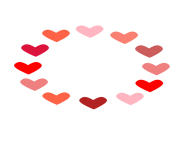 Hearts heart clipart free love and romance graphics 3