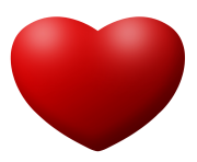 heart png red