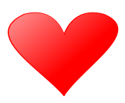 heart png simple cute kid