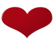 heart red png illustration