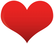 Classic Heart PNG clipart