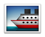 ios emoji ship