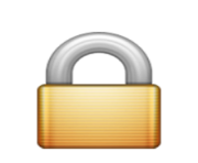 ios emoji lock
