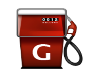 ios emoji fuel pump