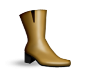 ios emoji womans boots