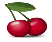 ios emoji cherries