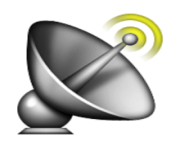 ios emoji satellite antenna