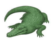 ios emoji crocodile
