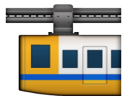 ios emoji suspension railway