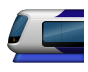 ios emoji light rail