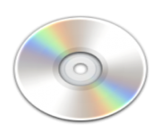 ios emoji optical disc