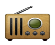 ios emoji radio