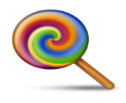 ios emoji lollipop