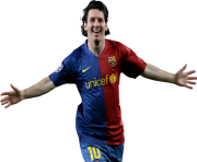 Lionel Messi Transparent PNG