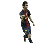 Lionel Messi PNG HD Goal Barca