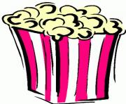 Popcorn clipart clipart cliparts for you