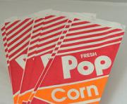 popcorn bags favor retro vintage circus partycarnival partybaseball CLGIwI clipart