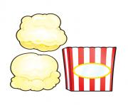 Popcorn clipart black and white on dayasrioma bid