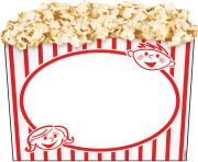 Movie theater popcorn clipart free clipart images