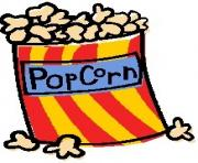Popcorn kernel clipart free clipart images 2