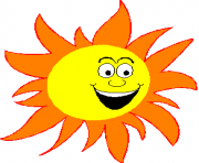 Free sunshine clipart clipart