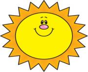 Sunshine sun with sunglasses clip art free clipart images clipartcow