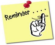 reminders before 30 june 2012 1dU2Yr clipart