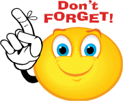 Image result for reminders pic