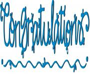 Congratulations animated clip art clipart 3