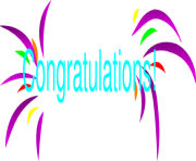 Congratulations animated clip art clipart