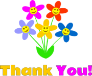 thank you clip art 01 QsougE clipart