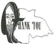 Religious thank you jesus clipart kid