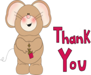 thank you mouse clip art image thank you mouse clip art clip art A2nYcr clipart