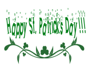 St patricks day st patrick day clipart the cliparts