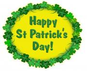 St patricks day snoopy st patrick clipart