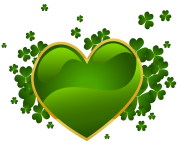 Public domain clip art shamrocks st patricks day shamrock clip art 2