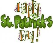 St patricks day free happy saint patrick clipart