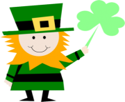 irish man celebrating st patricks day clip art at clker com vector N4cU26 clipart