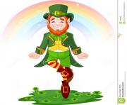 st patricks day leprechaun st patrick s day lucky QSHKot clipart