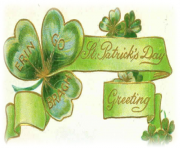 St patricks day free clip art from vintage holiday crafts blog archive free